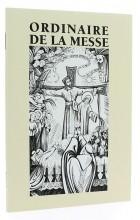 Ordinaire messe rite de St Pie V