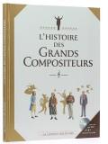 L' histoire des Grands Compositeurs (Livre et CD)
