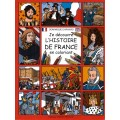 Je découvre l'histoire de France en coloriant