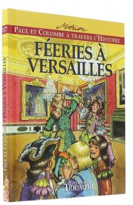 Féeries à Versailles