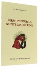 Sermon pour la   Sainte-Madeleine