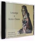 Louange à Notre-Dame