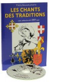 Les chants des traditions (livre + CD)
