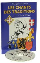 Les chants des traditions (livre + CD)