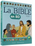 Découvrez le vrai —  texte de la Bible en BD