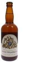 Bière blanche de l'abbaye Saint-Wandrille