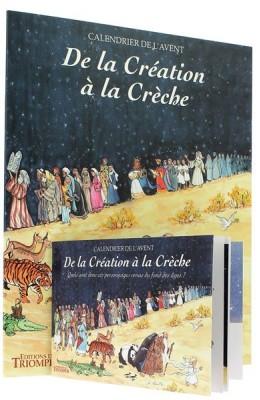 De la Création à la Crèche  Calendrier de l'Avent
