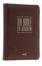 Bible de Jérusalem  Édition poche