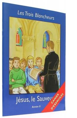 Les Trois Blancheurs   Année II cahier d'exercices
