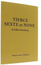 Tierce, Sexte