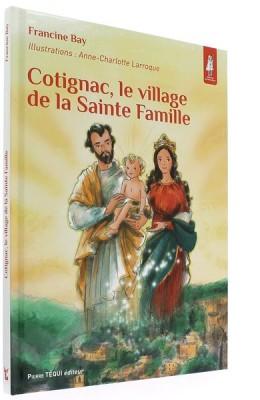 Cotignac - Le village   de la Sainte famille