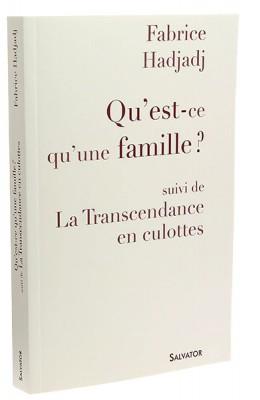 Qu'est-ce qu'une famille?