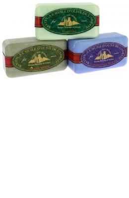 Lot de 3 savons: Lavandin - Argile - Verveine