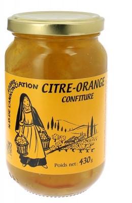 Confiture Citre Orange