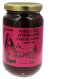 Confiture Poire Figue