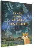 Le chat qui aimait le ciel —  et les étoiles