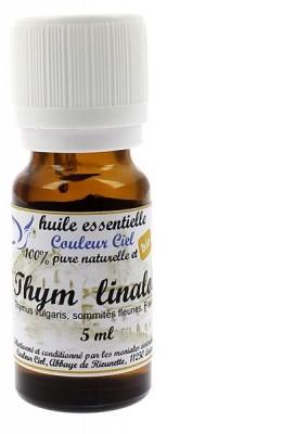 Huile essentielle  Thym linalol