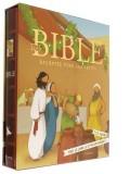 La Bible racontée —  pour les petits — (Livre + 2...