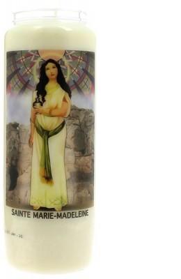 Veilleuse neuvaine   Sainte Marie-Madeleine