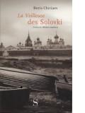 La veilleuse des Solovki