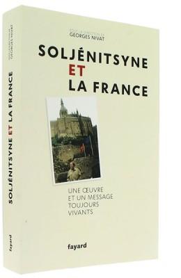 Soljenitsyne et la France