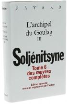 L'Archipel du Goulag III