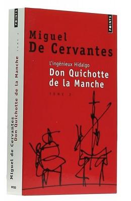 Don Quichotte de la Manche T.2