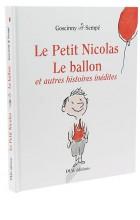 Le petit Nicolas: le ballon et autres histoires inédites