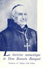 La doctrine monastique
