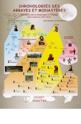 Chronologies des Abbayes et des monastères