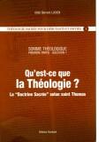 Qu'est-ce que la théologie ?